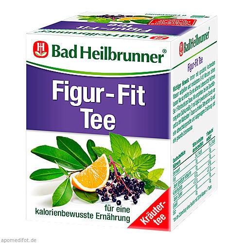 Bad Heilbrunner Figur Fit Fastenunterstützungstee, 8 ST, Bad Heilbrunner Naturheilm. GmbH & Co. KG