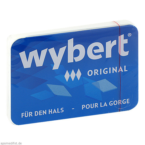 WYBERT PASTILLEN, 25 G, Wepa Apothekenbedarf GmbH & Co. KG