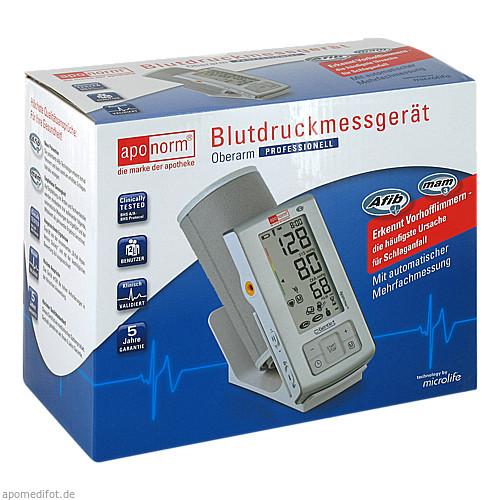 Aponorm Blutdruckmessgeraet Professionell Oberarm, 1 ST, WEPA Apothekenbedarf GmbH & Co KG