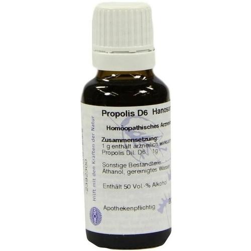 PROPOLIS D 6, 20 ML, Hanosan GmbH