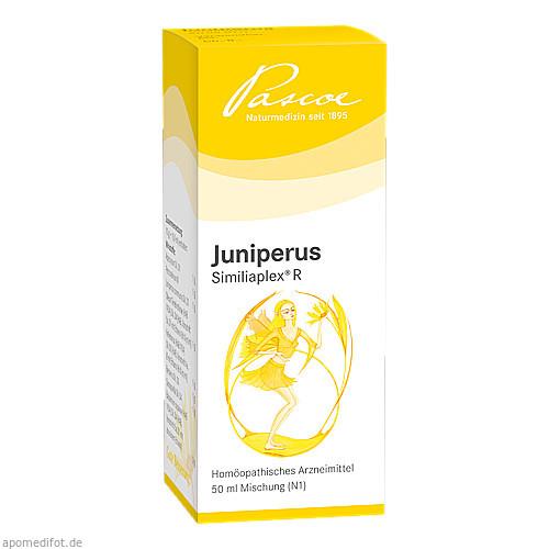JUNIPERUS SIMILIAPLEX R Tropfen, 50 ML, PASCOE pharmazeutische Präparate GmbH
