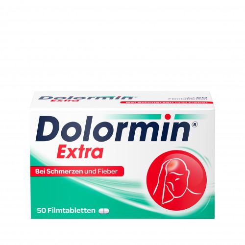 Dolormin Extra, 50 ST, Johnson & Johnson GmbH