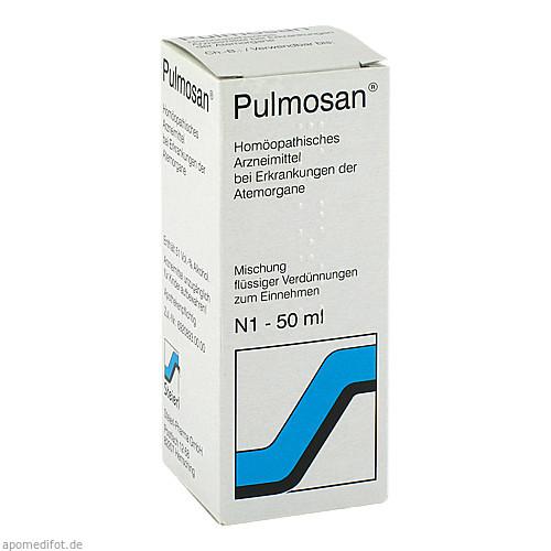 Pulmosan, 50 ML, Steierl-Pharma GmbH