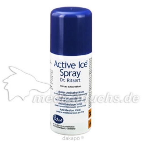 Active Ice Spray Dr. Ritsert, 100 ML, Dr. Ritsert Pharma GmbH & Co. KG