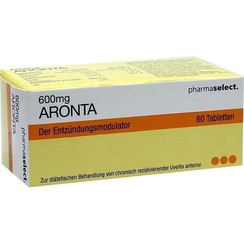 Aronta 600mg, 60 ST, Medphano Arzneimittel GmbH