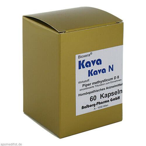 Kava Kava N D8, 60 ST, Aalborg Pharma GmbH