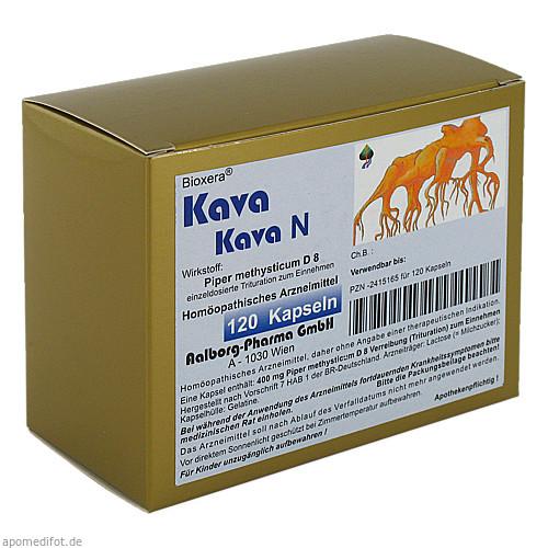Kava Kava N D8, 120 ST, Aalborg Pharma GmbH