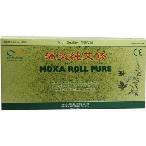 Moxa Zigarren, 10 ST, Römer-Pharma GmbH