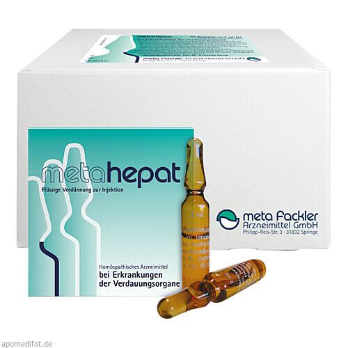 METAHEPAT, 50X2 ML, Meta Fackler Arzneimittel GmbH