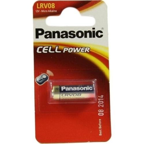 Batterie Alkali 12V LRV08 23A, 1 ST, Vielstedter Elektronik