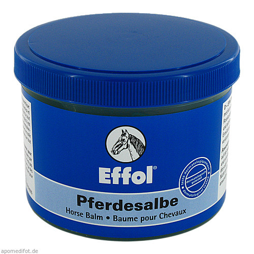 Effol-Pferdesalbe, 500 ML, Schweizer-Effax GmbH