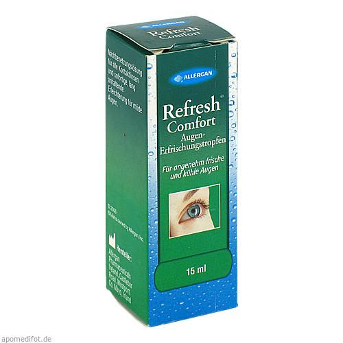 Refresh Comfort Augen-Erfrischungstropfen, 15 ML, Allergan GmbH