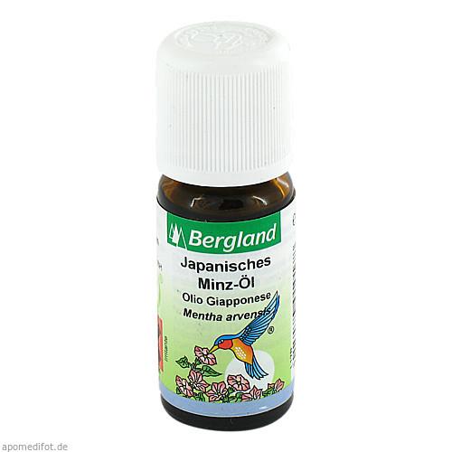 Japanisches Minzöl, 10 ML, Bergland-Pharma GmbH & Co. KG