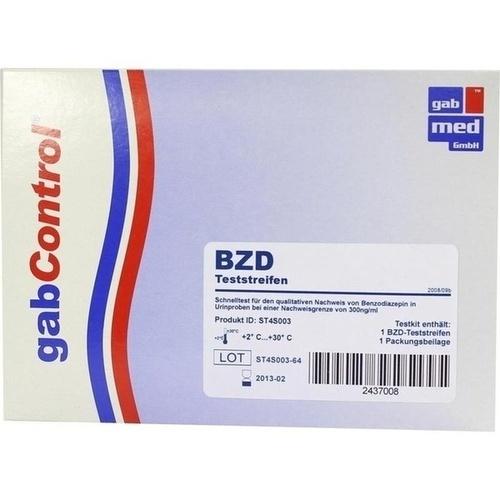 Drogentest Benzodiazepine, 1 ST, Gabmed GmbH