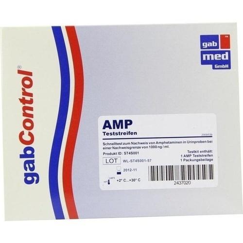 Drogentest Amphetamin, 1 ST, Gabmed GmbH