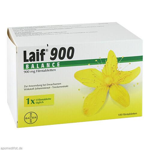 Laif 900 BALANCE, 100 ST, Bayer Vital GmbH