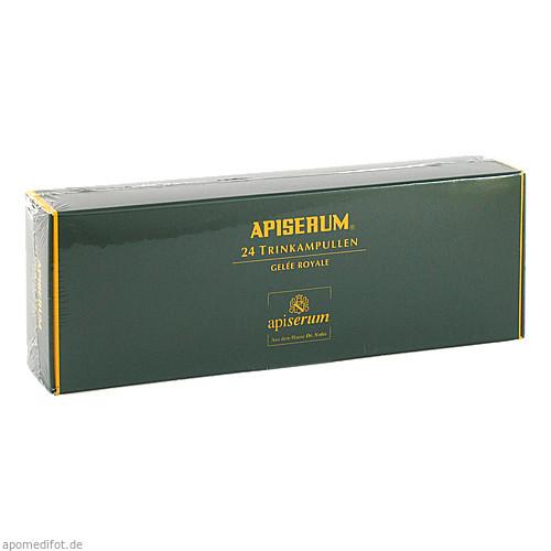 APISERUM Trinkampullen mit Gelee Royale, 24X5 ML, Manufaktur B.W. NOBIS e.K.