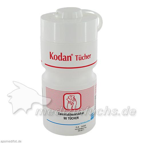 KODAN Tücher, 90 ST, Schülke & Mayr GmbH
