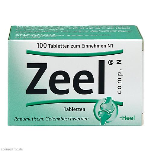 Zeel comp N, 100 ST, Biologische Heilmittel Heel GmbH