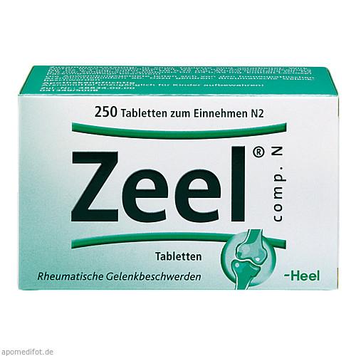 Zeel comp N, 250 ST, Biologische Heilmittel Heel GmbH