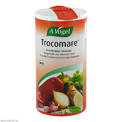 a.Vogel Trocomare, 250 G, Kyberg experts GmbH