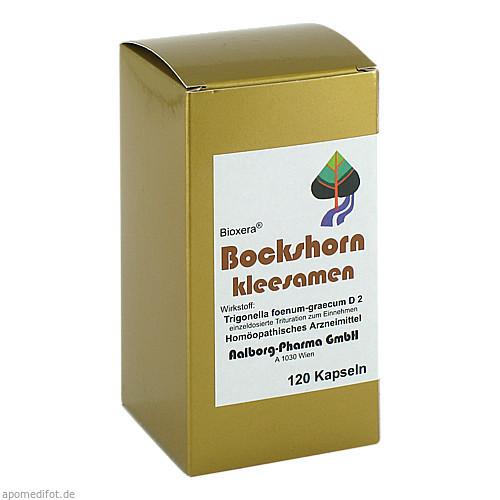 Bockshornkleesamen, 120 ST, Aalborg Pharma GmbH