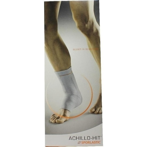 SPORLASTIC ACHILLO-HIT links schwarz 3, 1 ST, Sporlastic GmbH