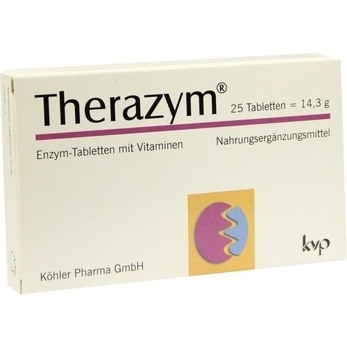 THERAZYM, 25 ST, Köhler Pharma GmbH