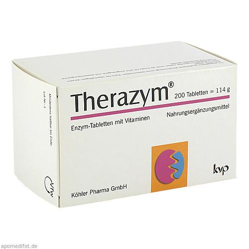 THERAZYM Tabletten, 200 ST, Köhler Pharma GmbH