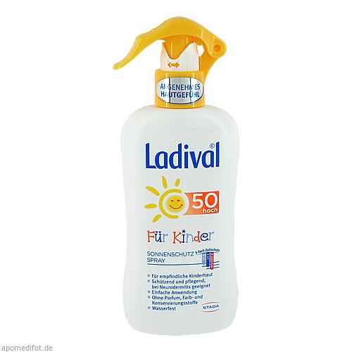 Ladival für Kinder LSF 50, 200 ML, STADA GmbH