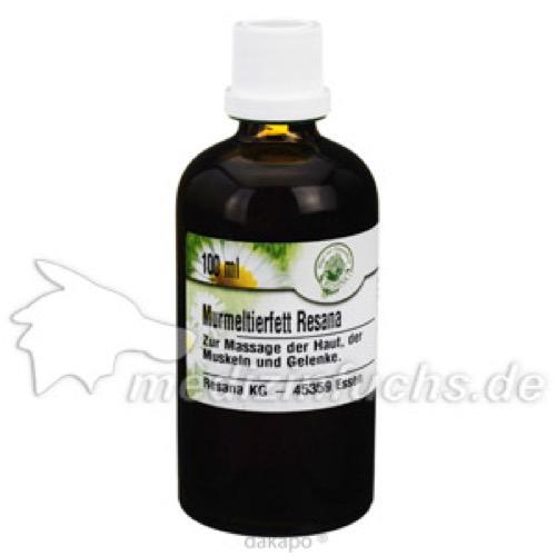 MURMELTIERFETT, 100 ML, Resana GmbH