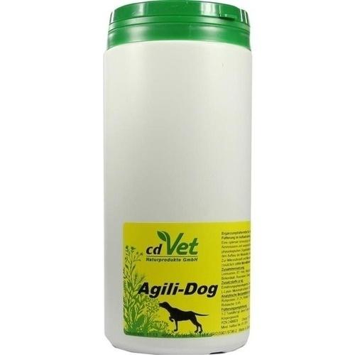 Agili-Dog Futterergaenzung vet, 600 G, cd Vet Naturprodukte GmbH