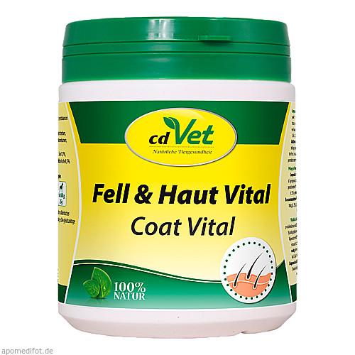 Fell & Haut Vital vet, 400 G, cd Vet Naturprodukte GmbH