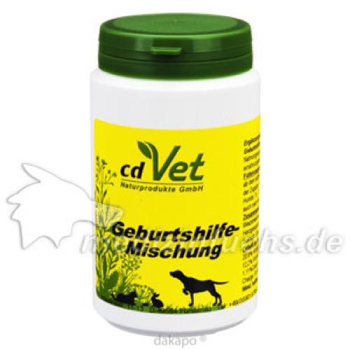 Geburtshilfe-Mischung NEU vet, 150 G, cd Vet Naturprodukte GmbH