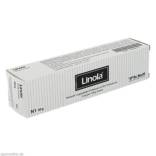 LINOLA, 50 G, Dr. August Wolff GmbH & Co. KG Arzneimittel