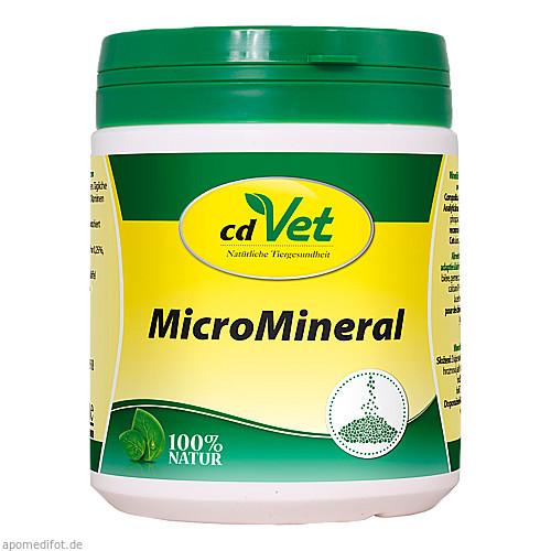MicroMineral vet, 500 G, cdVet Naturprodukte GmbH