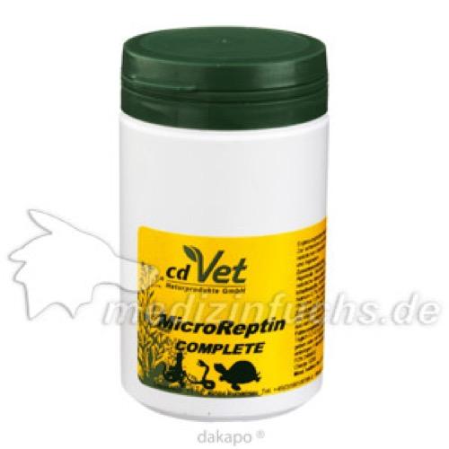 MicroReptin complete vet, 250 G, cdVet Naturprodukte GmbH