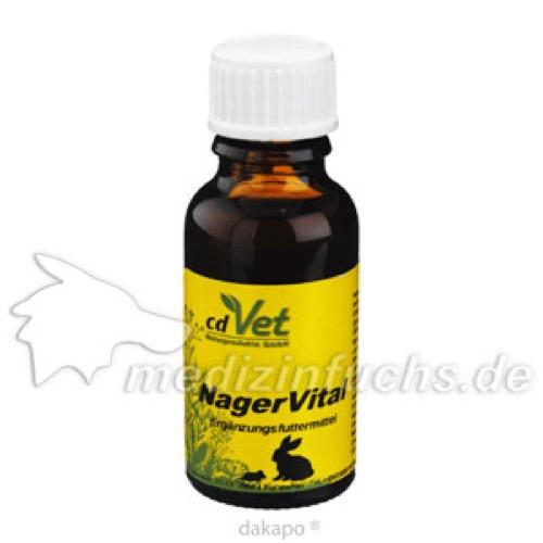 NagerVital, 20 ML, cd Vet Naturprodukte GmbH
