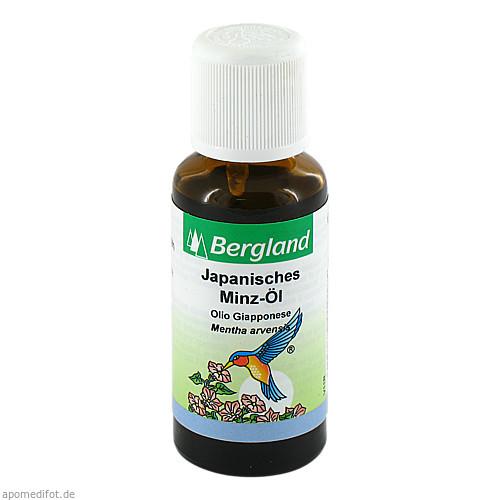 Japanisches Minzöl, 30 ML, Bergland-Pharma GmbH & Co. KG
