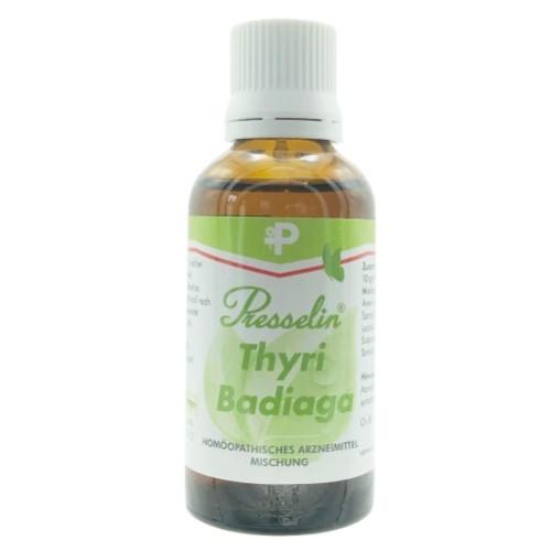 Presselin Thyri Badiaga, 50 ML, Combustin Pharmaz. Präparate GmbH