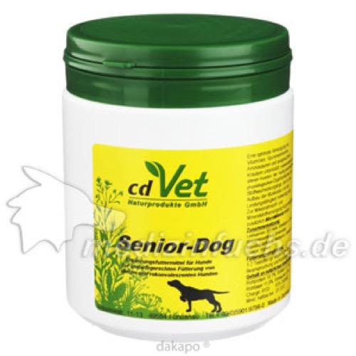 Senior-Dog, 250 G, cdVet Naturprodukte GmbH