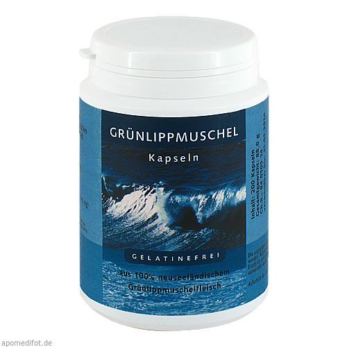 GRUENLIPPMUSCHEL-KAPSELN, 200 ST, Alexander Weltecke GmbH & Co. KG