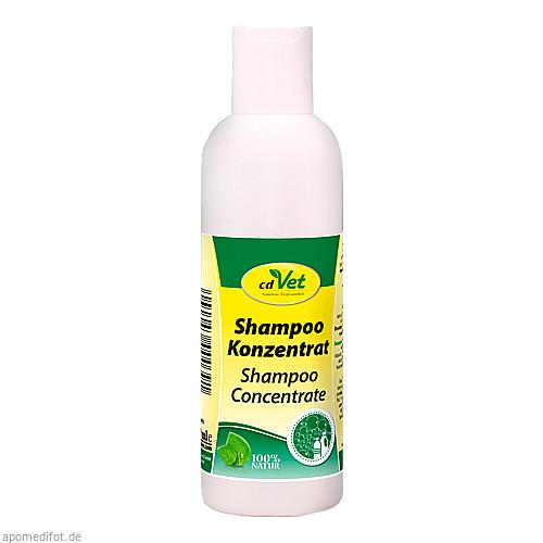 Shampoo Konzentrat vet, 200 ML, cdVet Naturprodukte GmbH