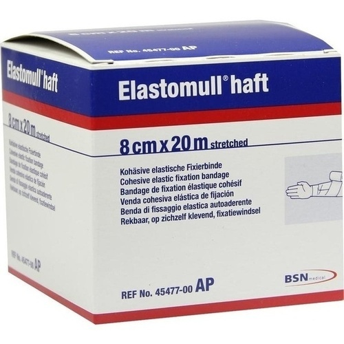 ELASTOMULL HAFT 20MX8CM, 1 ST, Bsn Medical GmbH