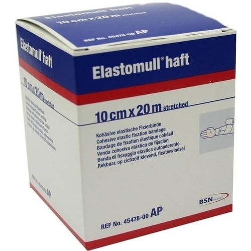 ELASTOMULL HAFT 20MX10CM, 1 ST, Bsn Medical GmbH
