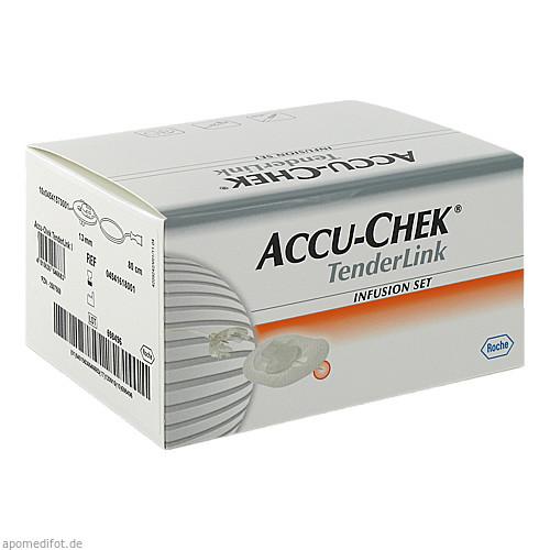 Accu-Chek TenderLink 13/80 Inf.Set, 1 ST, Roche Diabetes Care Deutschland GmbH