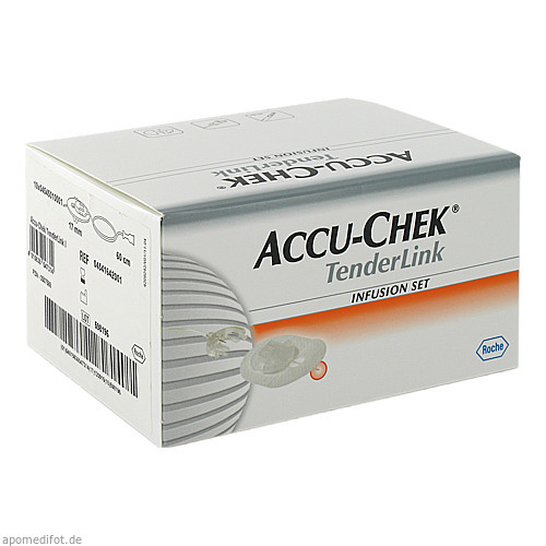 Accu-Chek TenderLink 17/60 Inf.Set, 1 ST, Roche Diabetes Care Deutschland GmbH