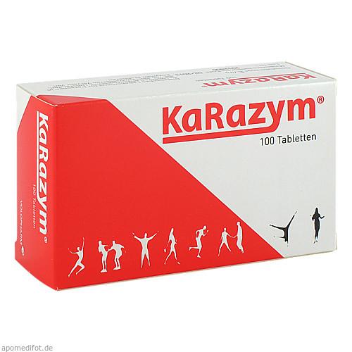 KaRazym Tabletten magensaftresistent, 100 ST, Volopharm GmbH Deutschland