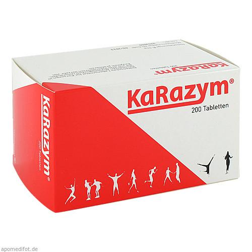 KaRazym Tabletten magensaftresistent, 200 ST, Volopharm GmbH Deutschland