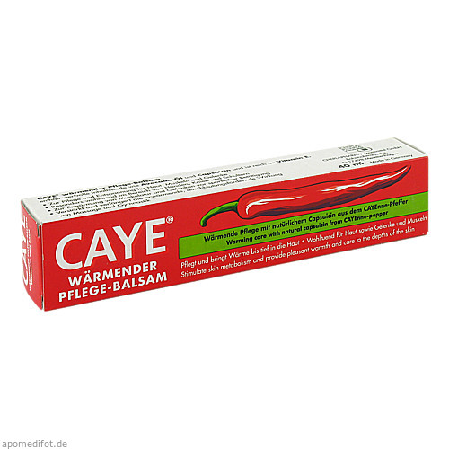 CAYE Waermender Pflegebalsam, 40 ML, Cheplapharm Arzneimittel GmbH